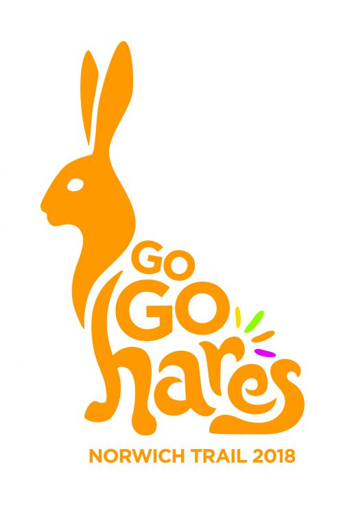 GoGoHares Orange Portrait-3