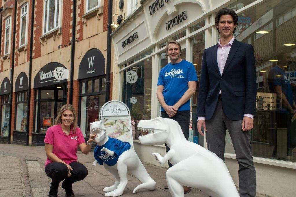 Dipple & Conway sponsor break charity